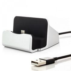 USB-C Dockingstation - Silber