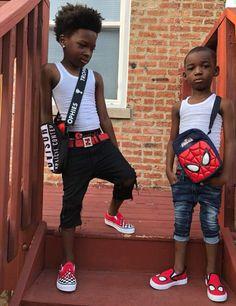 Baby Boy Swag, Kid Swag, Cute Baby Boy, Cute Little Baby, Cute Kids Fashion, Little Boy Fashion, Baby Boy Fashion, Toddler Fashion, Black Kids Fashion