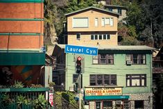 Laurel Canyon, CA makes your soul.. feel.. found.