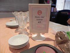 Hayley's Masterchef Party | CatchMyParty.com