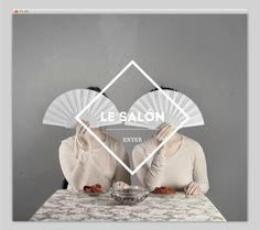 Le SALÓN by Inbal Lapidot, via Behance
