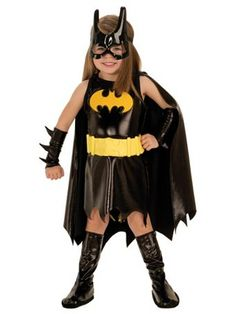 Batgirl Costume for Toddler