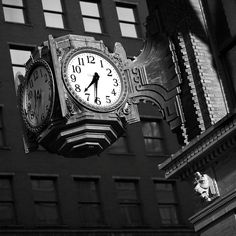 Ayres Clock, Indianapolis.--I worked here, downtown and also then at Glendale.  I loved working downtown with all the hustle and bustle.  I worked in wigs and the beauty salon.