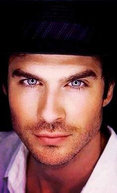 Ian Somerhalder...those eyes