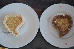Mi Diversión en la cocina: Pastelitos de Corazón de Nata y deTrufa