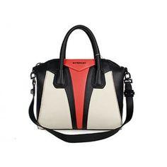 2625cc05d4 Givenchy Antigona Bags on Sale - Givenchy antigona smooth leather 6362  peach/black/white