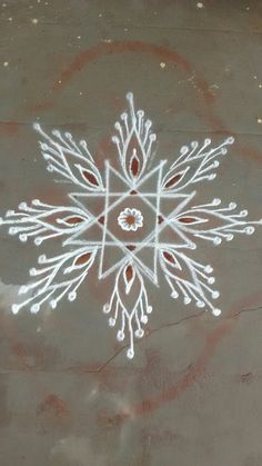 Explore latest easy rangoli design image ideas collection for Diwali. Here are amazing simple rangoli designs to decorate your home this festive season. Simple Rangoli Designs Images, Rangoli Designs Latest, Rangoli Designs With Dots, Rangoli Designs Diwali, Kolam Rangoli, Flower Rangoli, Rangoli With Dots, Beautiful Rangoli Designs, Flower Mandala