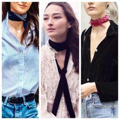 Fhits Radar: Minhas digital influencers @cristamer e @sophiaalckmin reuniram eu seu The Bettys um acervo inspirador sobre lenços como acessório stylish para o street wear. Vale conferir e recriar belíssimas produções para o sábado!  #FhitsRadar #FhitsTips #FhitsTeam