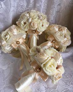 Seaside themed  bouquets