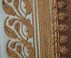 Eastern European Wool Coat with metallic gold embroidery - circa 1900-1937 --- At the Met