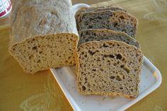 Simple Whole Grain, No Knead Bread