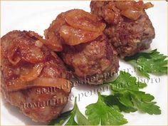 Гречаники, рецепт с фаршем которых представлен в статье, очень вкусное, простое и сытное блюдо. Приготовленные в томатной подливе, они получаются сочными.