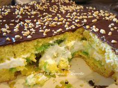 Torta+al+cioccolato+e+menta