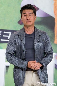 Kim Sang-joong (김상중) - Picture @ hancinema :: The Movie coreano e Drama de banco…