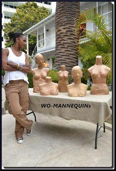 MY PEACE of JEWELRY: MANNEQUIN - DIY