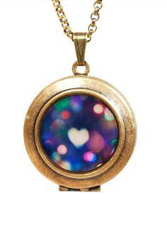 Hearts locket