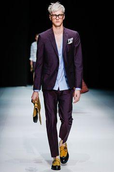 Andrea Pompilio S/S 2014, Menswear