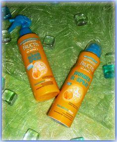 """Garnier Fructis Oil Repair 3 """"Wunder Öl-Spray"""" & """"In der Dusche Nähr Spray""""...  http://tatis-buntetestwelt.blogspot.de/2014/03/garnier-fructis-oil-repair-3-wunder-ol.html"""