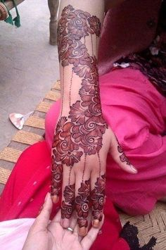 21 Mind Blowing Indian Mehndi Designs To Try In 2019 | Lifestyle