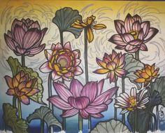 all the flowers tattoo flash set tattooermade art by resonanteyes, $120.00