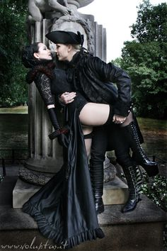 So...Any nice goth boys want to marry me so we can run around and take silly pictures in graveyards together?