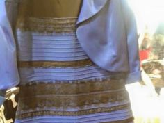 Google Trends: White And Gold Dress