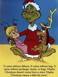citations Grinch