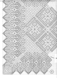 Книги по кружевоплетению's photos Bobbin Lace Patterns, Crochet Patterns, Irish Crochet, Crochet Lace, Bobbin Lacemaking, Square Patterns, Lace Making, Doilies, Blackwork