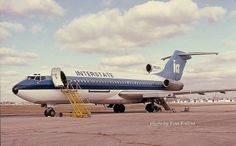 Chicago Midway Airport - Interstate Airlines - 727