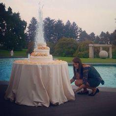 Wedding planner at work