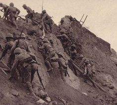Japanese troops in occupied Cina.
