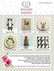 Transferring your embroidery pattern using Sulky Sticky Fabri Solvy – Bustle & Sew