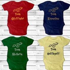 LIKE US ON FACEBOOK FOR A CHANCE TO WIN A FREE TSHIRT! DRAWING 10/25/13 Baby Harry Potter Inspired 5 sizes 15 colors by lowercasetees, $18.00