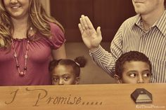 Beautiful story of adoption from foster care. Can't wait till our finalization!