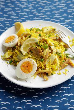 Salt cod Kedgeree