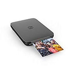 Lifeprint Portable Photo AND Video Printer for iPhone and Android. Make Your Photos Come To Life w/ Augmented Reality - Black Best Portable Photo Printer, Compact Photo Printer, Portable Printer, Photography Tutorials, Photography Tips, Hp Sprocket, Photo Cubes, Print Your Photos, Cool Inventions