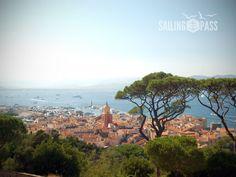 Destination 3: Cote d'Azur, French Riviera  http://www.sailingpass.com/blog/cote-dazur-french-riviera/
