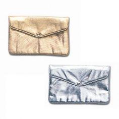 Metallic Silk Pouch    Price: $9.00/dozen