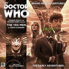 The Blogtor Who review of the Second Doctor @bigfinish audio adventure, The Yes Men > http://blogtorwho.blogspot.co.uk/2015/10/audio-review-yes-men.html …