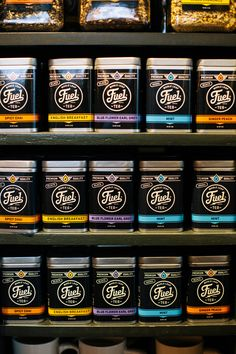 Fuel Coffee Company Dream or reality?