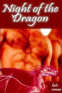 Night of the Dragon now back in print - All Romance Ebooks. My favorite fairytale!!