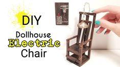 tutorial: miniature electric chair
