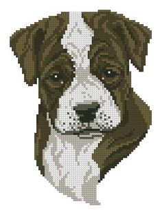 "Outstanding ""Bulldog Puppies"" detail is readily available on our site. Blackwork Cross Stitch, Cross Stitch Charts, Dog Pattern, Pattern Blocks, Cross Stitch Alphabet Patterns, High Quality Dog Food, Cross Stitch Animals, Beaded Animals, Perler Patterns"