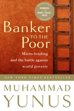 awesome book about MFIs, absolutely fascinating and eye opening concepts of allowing the poor to be connected to resources. It's our connections that ultimately determine our economic status.
