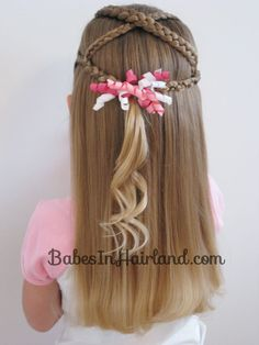 Criss Cross Braids from BabesInHairland.com    #braids #hairstyles