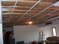 drop ceiling basement on pinterest dropped ceiling drop ceiling