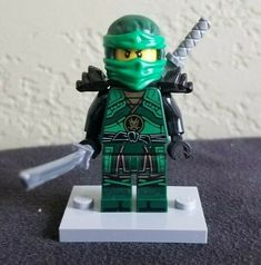 ACRONIX  Krux  MINIFIGURE LEGO movie THE ninjago hero TIMES TIMEABLE GARMADON