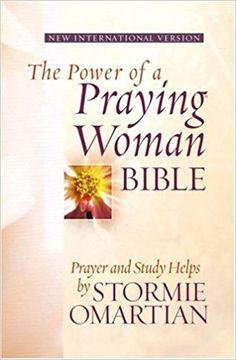 "This personal study Bible includes the complete NIV text and these inspiring features:  brief introductions for each book of the Bible encouraging ""From Stormie's Heart"" selections informative ""Going Deeper"" articles ""God's People at Prayer"" sidebars all-new prayers that Stormie uses to apply specific verses to her prayer life"