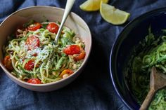 Spiralizing. Just the word gets so many people excited. The somewhat 'clean eating' trend attracts those health-conscious, carb cutt...