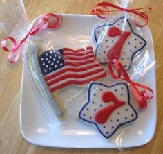 memorial day cookies - Google Search